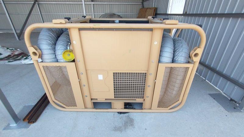 PAC20 hűtő-fűtö légkodicionáló