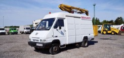 Nissan Cabstar Multitel MX200