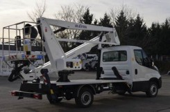 Iveco Daily Oil&Steel Snake 189
